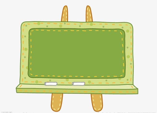 سبورة سبورة مبدع السبورة الخط الأخضر الطباشيرpng صورة Blackboards Easel