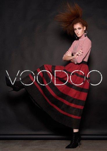 "Ana Cruz in ""Voodoo"" by Ricardo Hegenbart for Blogivoga Exclusives [Editorial]"