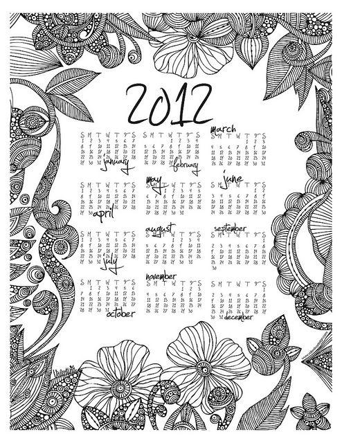 Kalender 2012 - Ihr solltet auf keinen Fall versäumen, euch die gesamte Webseite anzusehen - die Bilder sind einfach toll