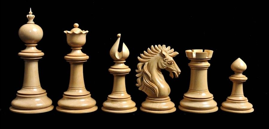 Luxury Wooden Chess Pieces | Shop For Luxury Wooden Chess Pieces | House Of  Staunton