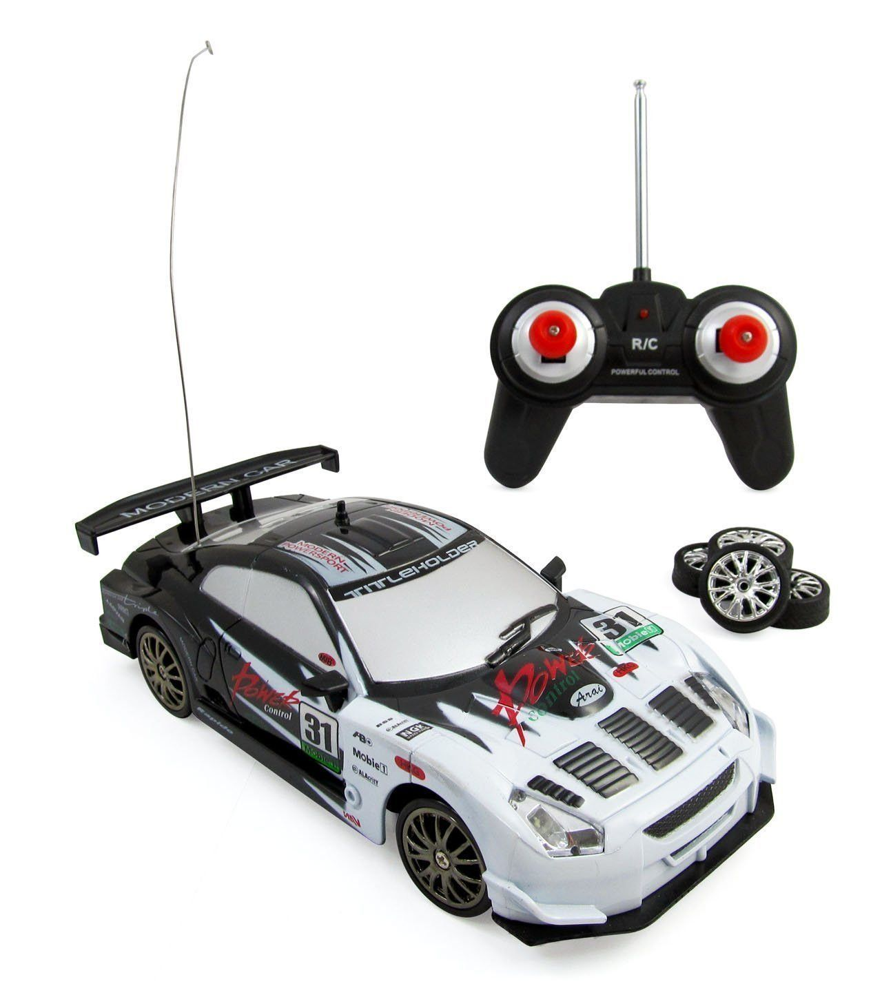 1 24 Super Fast Rc Drift Race Car Remote Control Cars Toys Cool Sports Cars Sports Car Racing