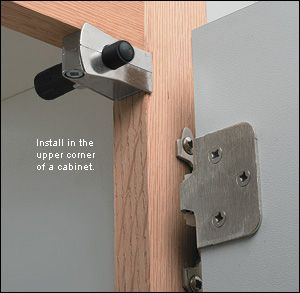 Cabinet Door D&er - Hardware & Cabinet Door Damper - Hardware   Cabinets   Pinterest   Hardware ...