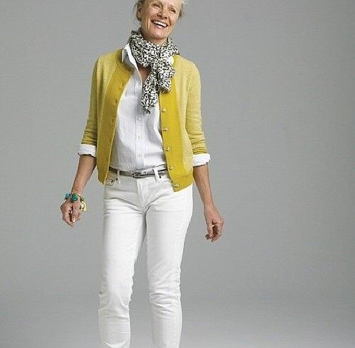 Best Fashion Advice For Older Women Over 50 Acutezmedia My Style