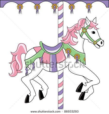 resultados de la b squeda de im genes de google de http thumb1 rh pinterest com pastel carousel horse clipart