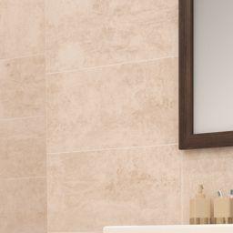 Wickes Co Uk Natural Stone Tile Bathroom Unique Bathroom Tiles Beige Ceramic