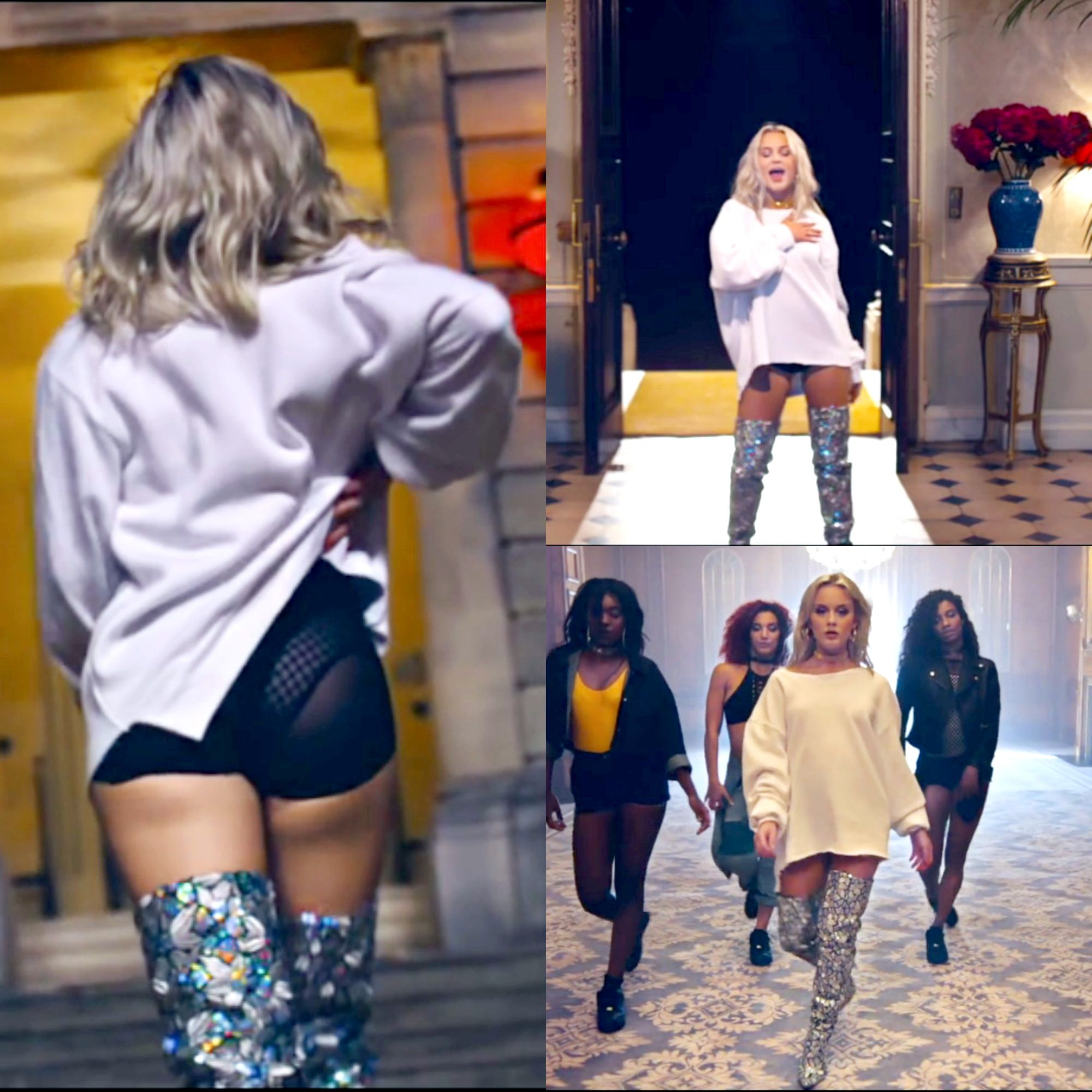Zara Larsson - Ain't My Fault, outfit | My style | Pinterest | Celebrity, Queens and Woman crush