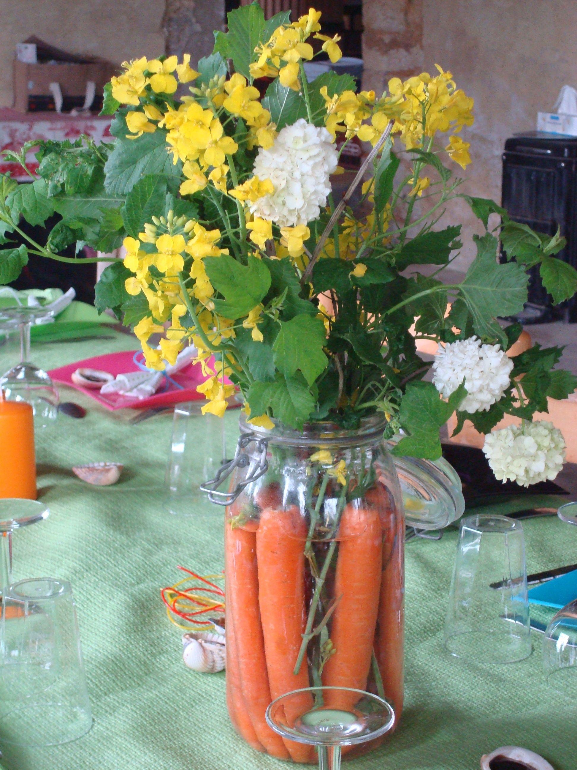 bouquet carottes