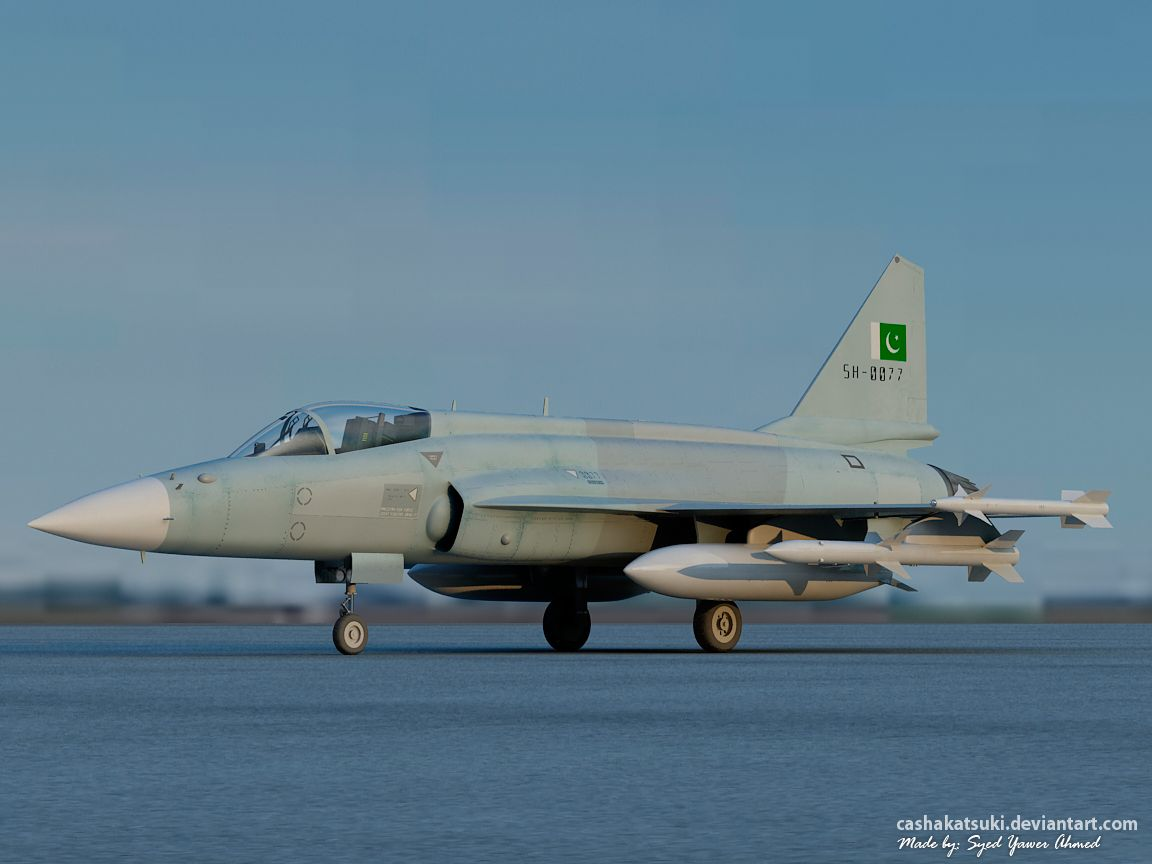 Pakistani JF-17 Thunder | Fighter Aircraft | Pinterest ...