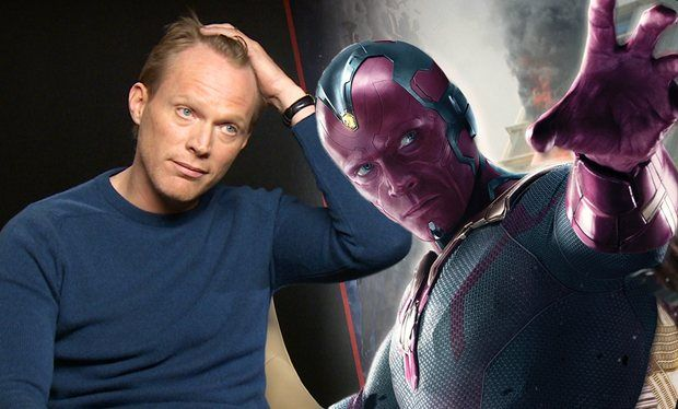 Image result for paul bettany vision