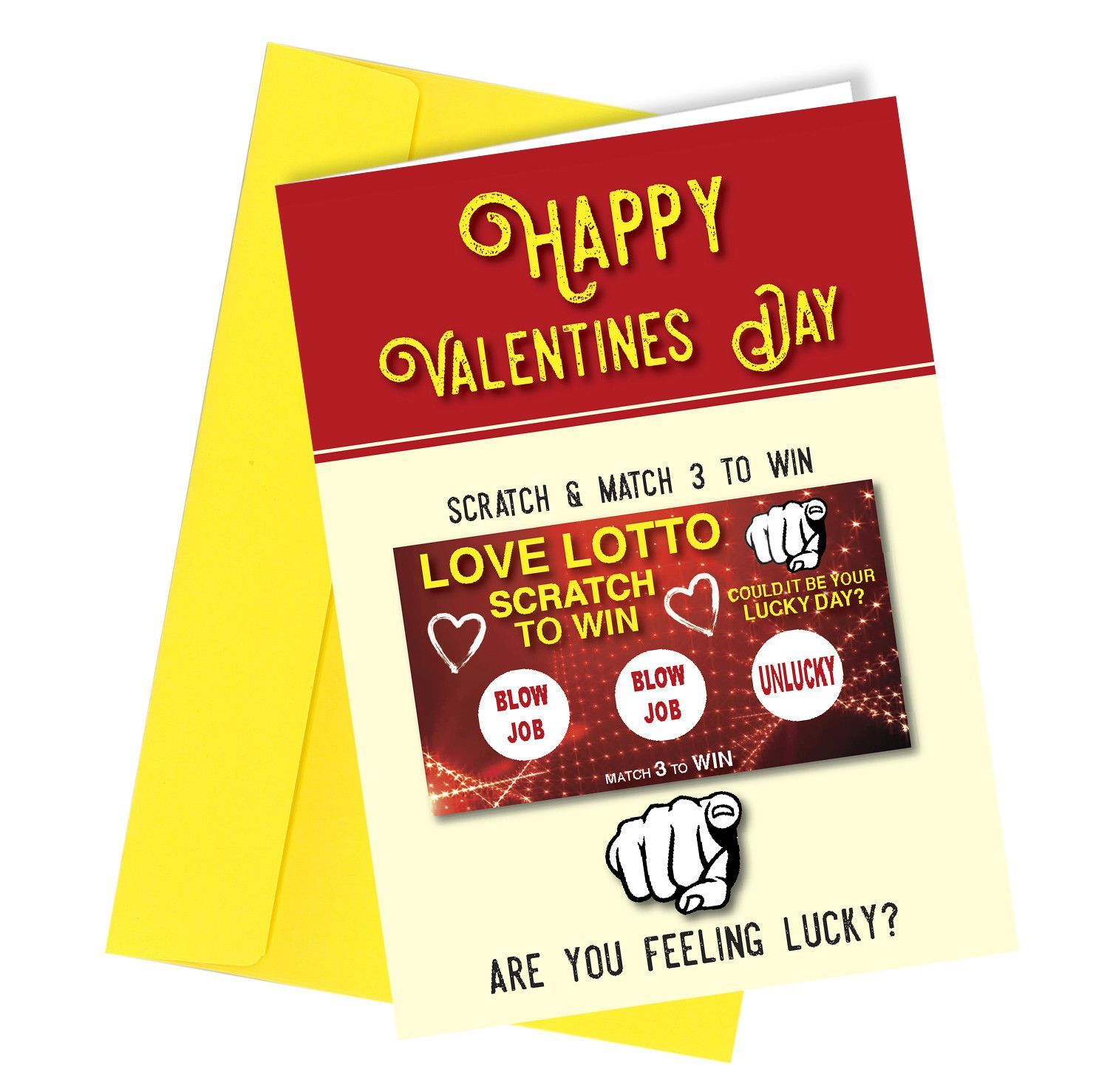 Love Lotto - #68 Unlucky (Loose)