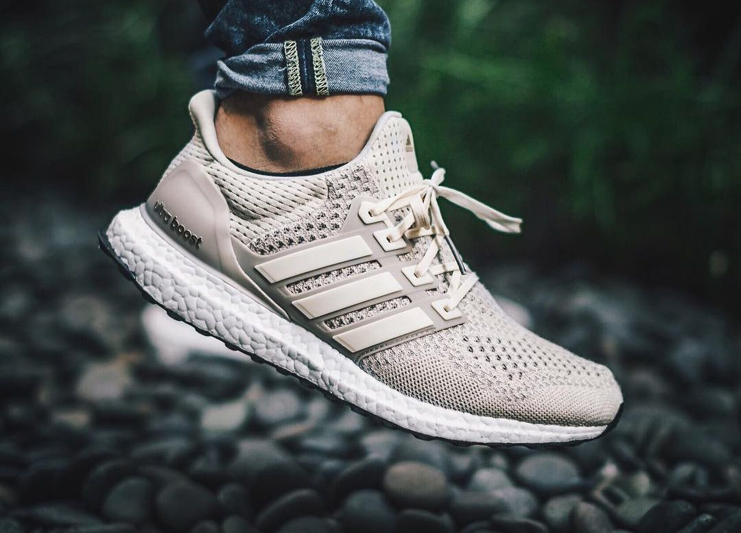 quality design e8a4d a598c Adidas Ultra Boost LTD - Cream - 2016 (by t glick) Clean and care for your  sneakers with shoe trees by Sole Trees  Sneakers  ShoeTrees  SoleTrees   ...