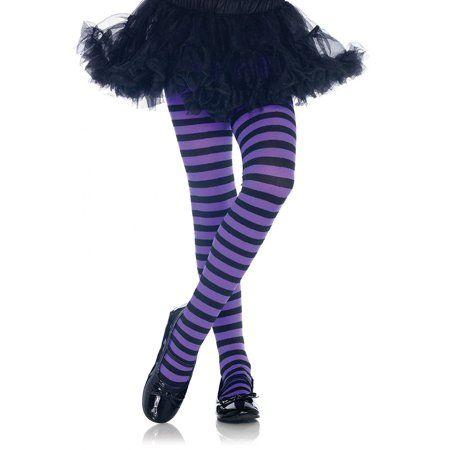 d64e3e0a090 Leg Avenue Children s Striped Tights
