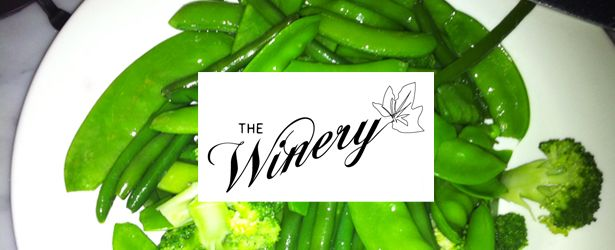 Restaurant Review of The Winery in Sydney, Australia (from a Vegan perspective)