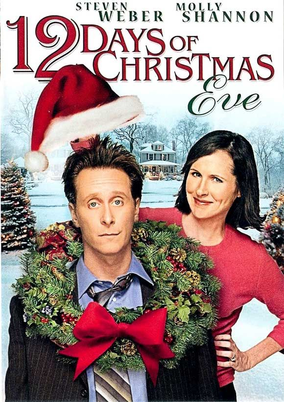 12 Days of Christmas Eve | Christmas Movies & Winter | Pinterest ...