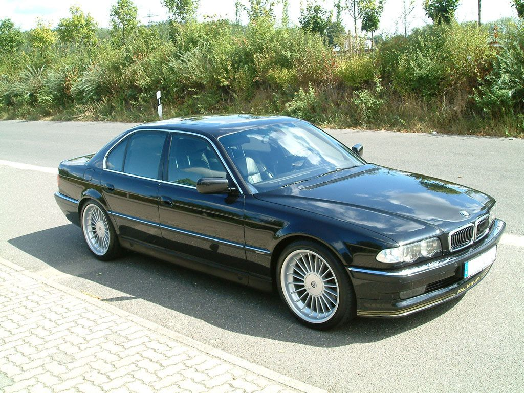 E BMW ALPINA B V Hp Nm BMW Pinterest BMW - Bmw e38 alpina for sale