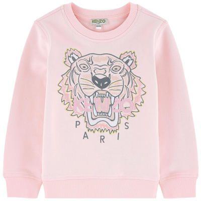 e10b0b0fb5d9 Kenzo Kids - Sweat Tigre - 207481   impression textile   Kenzo ...