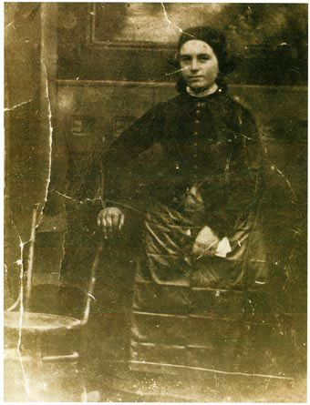 Simon Hantai's Mother