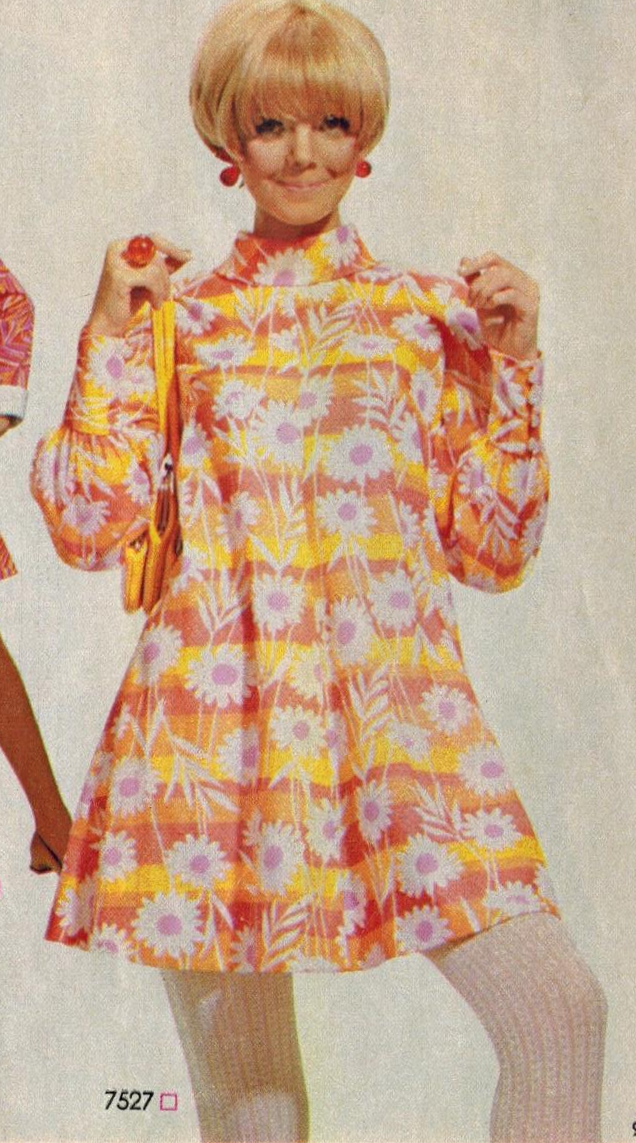 The Midvale Cottage Post: March 1968 Fashion News - London Swingers ...