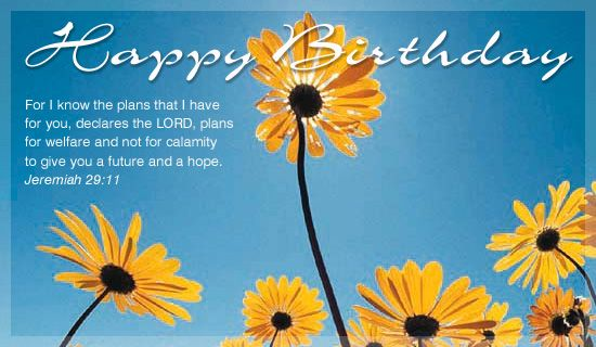 Free Jeremiah 2911 eCard eMail Free Personalized Birthday Cards – Free Birthday Cards Online
