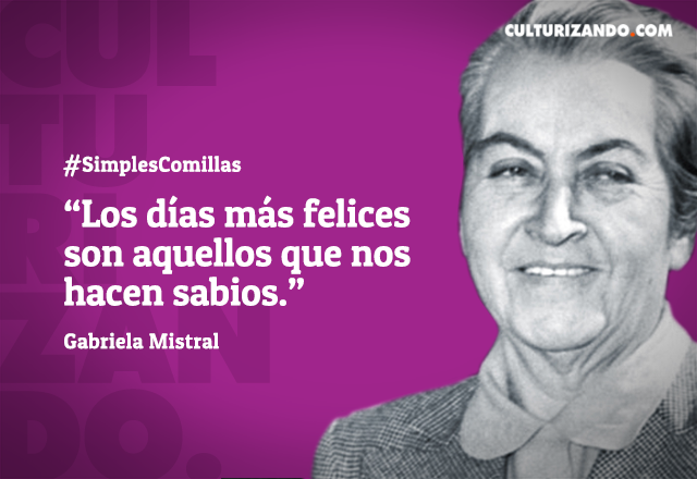 Frases celebres de mujeres chilenas