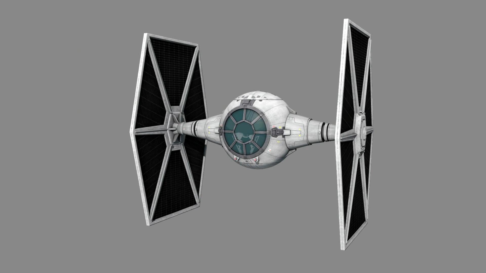 Tie Fighter Clone Wars Art Star Wars Rebels Tie Fighter