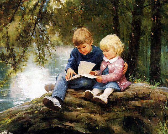 Bambini Dipinti ~ El mundo de maria antony: hijos de donald zolan dipinti