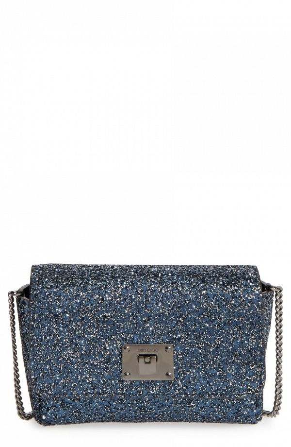 8fe1cc913c Ruby' Glitter Clutch | Bridal Accessories From Aisle Society | Jimmy ...