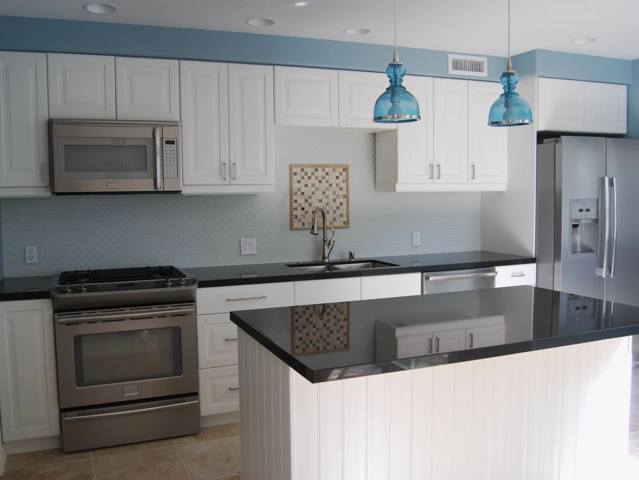 Ikea Kitchen Cupboards Beach House Backsplash Ideas The Sektion Cabinets Are Available Two Colors
