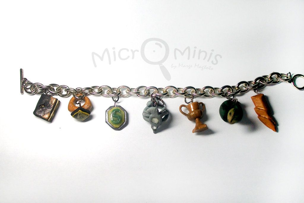 18++ Harry potter charms for jewelry making ideas