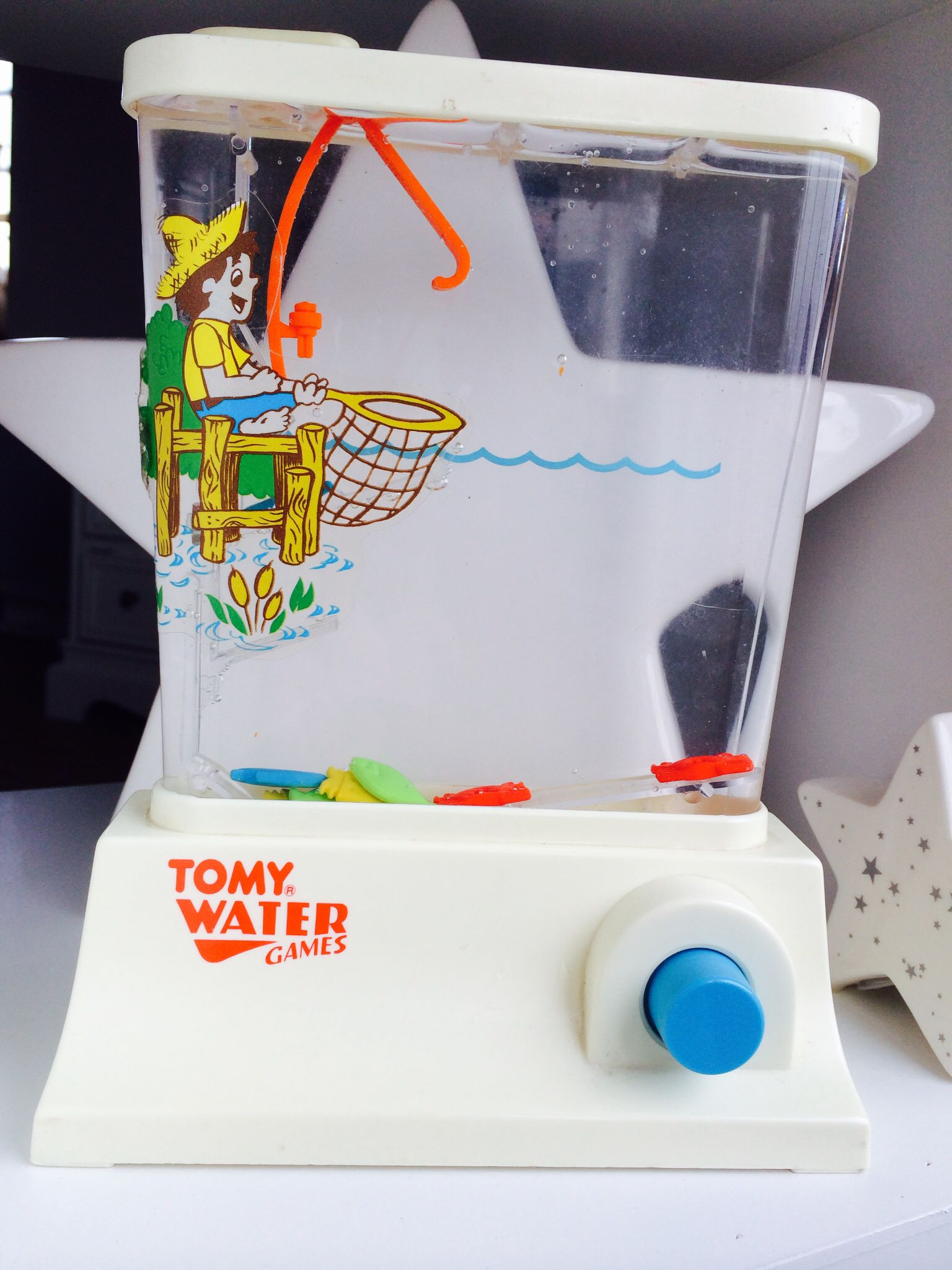 Water Game Toy : Tomy water games fisherman toys and game
