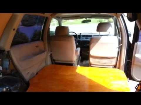 Honda Odyssey Camper Van Conversion Project Part 2