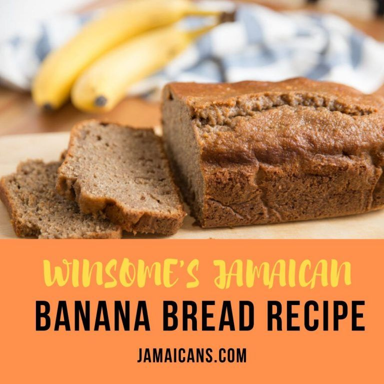 Jamaican Banana Bread Recipe Jamaican Banana Bread Recipe Caribbean Banana Bread Recipe Banana Bread Recipes