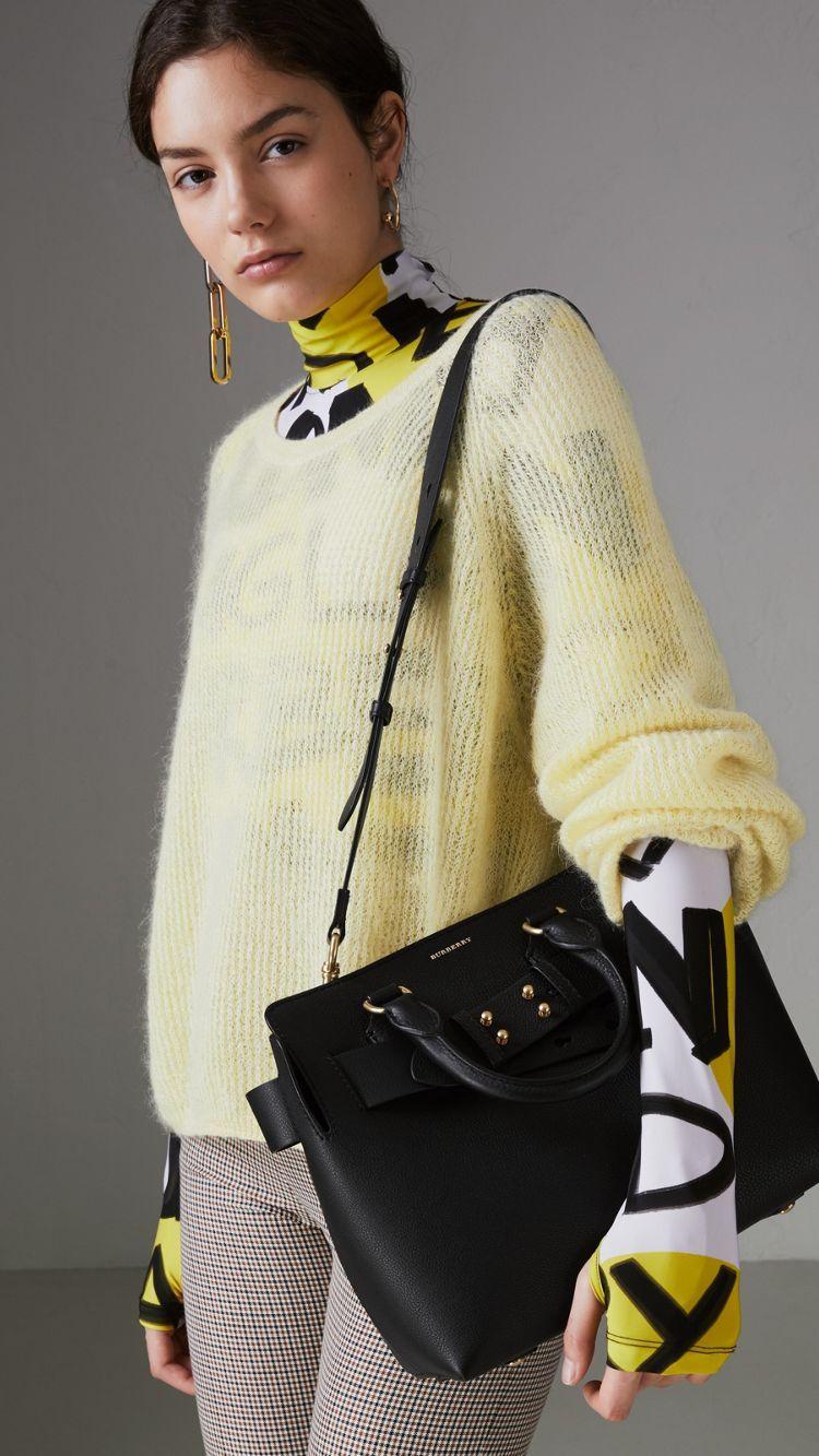 e4adad0504d3 The Small Leather Belt Bag in Black - Women | Сумки | Leather belt ...