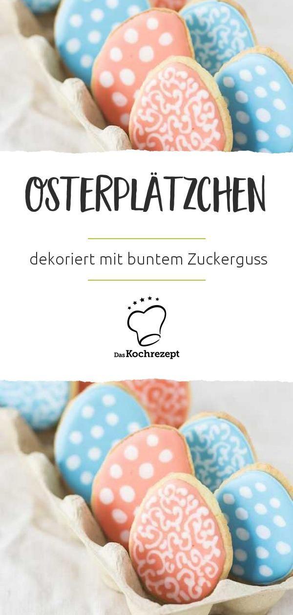 Osterplätzchen