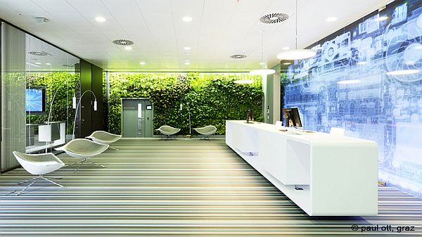 Microsoft Headquarters in Vienna, Where Inspiration Meets ...