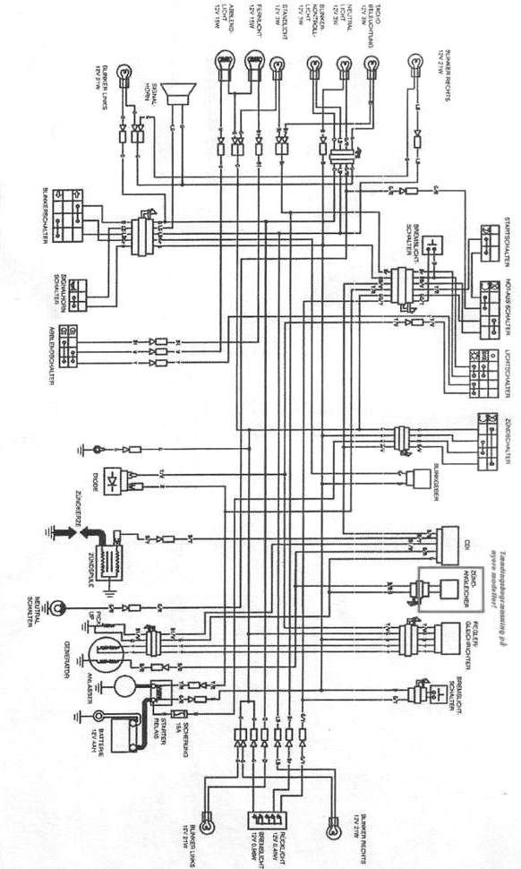 2000 Chevy S10 Wiring Diagram In 2020 Schaltplan Toyota Camry Chevy