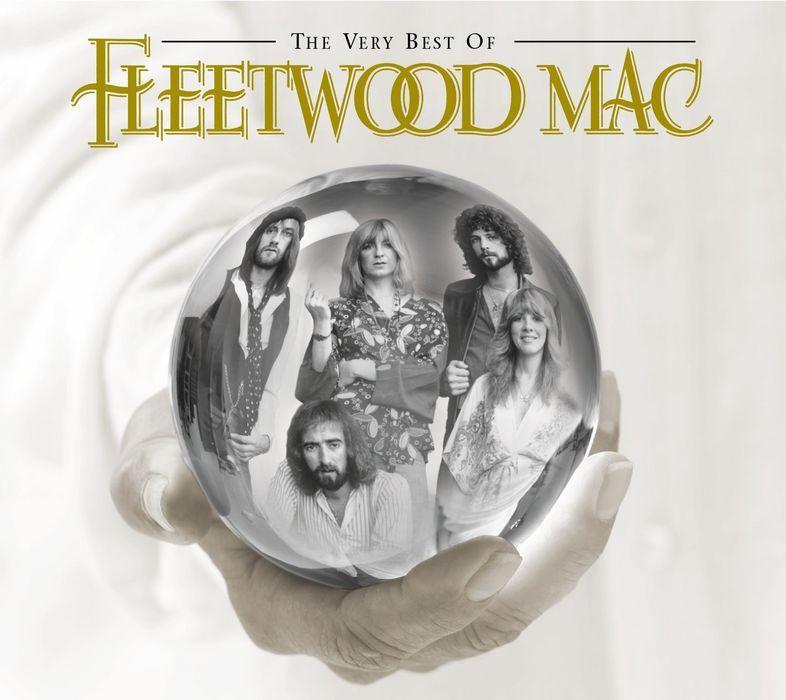 Very Best of #Fleetwood Mac #cover #art