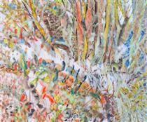 Untitled Landscape, Bellport (No.347) - Arthur Pinajian