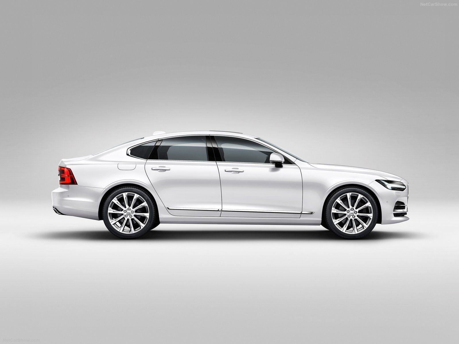 New Volvo S90