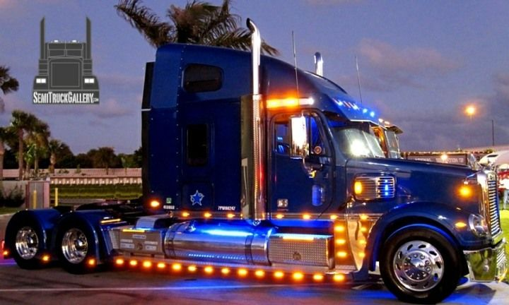 Semitruckgallery Custom Semi Trucks Gallery