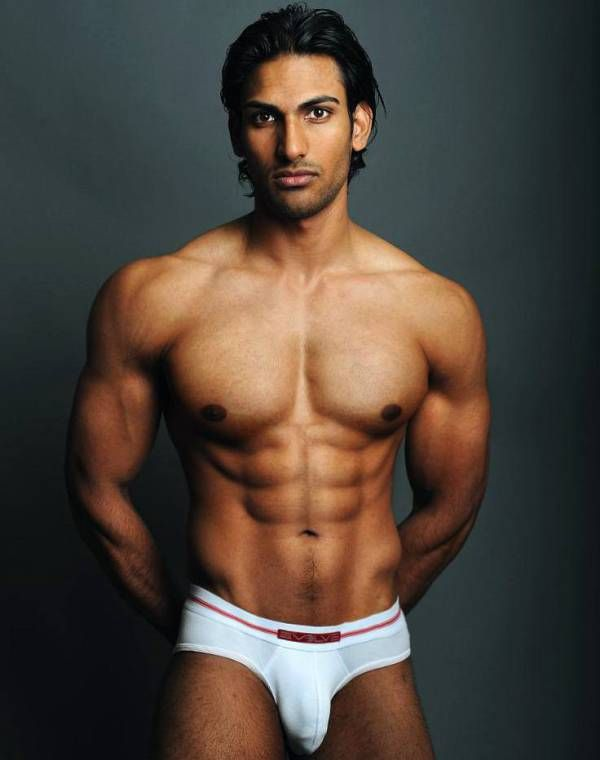Sexy gay indian men