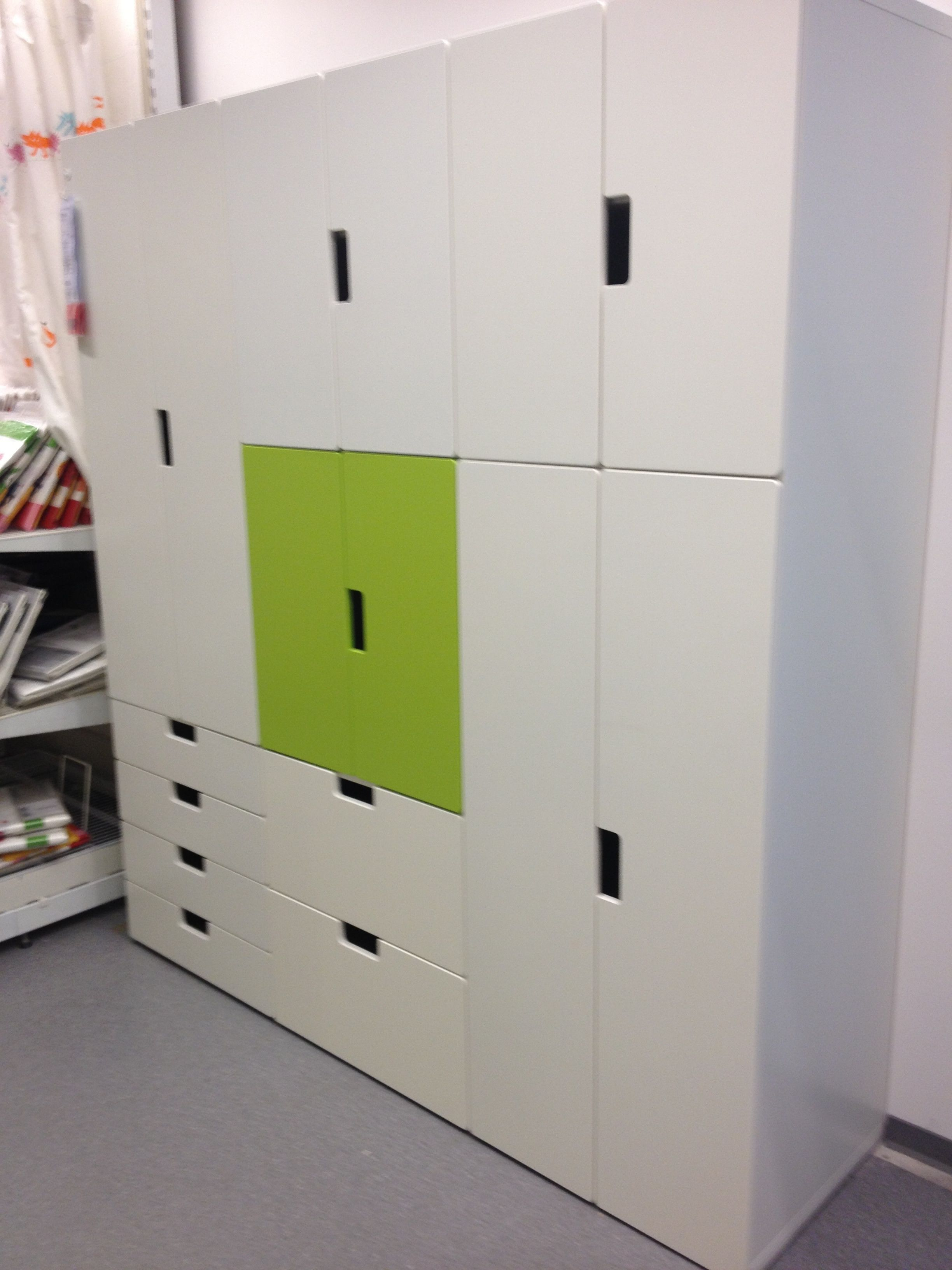 Ikea Toy Storage Ikea Stuva Cabinets To Store Toys Organization For The
