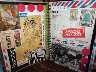 Journal Spreads