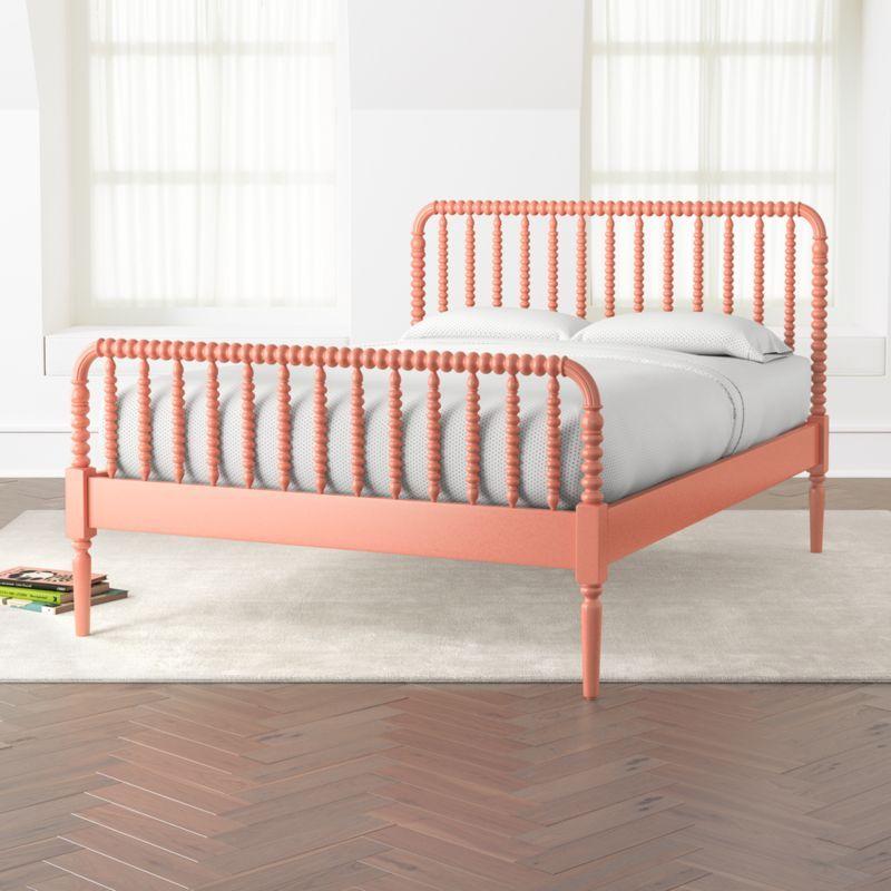 Jenny Lind Coral Full Bed Kid Beds Jenny Lind Furniture