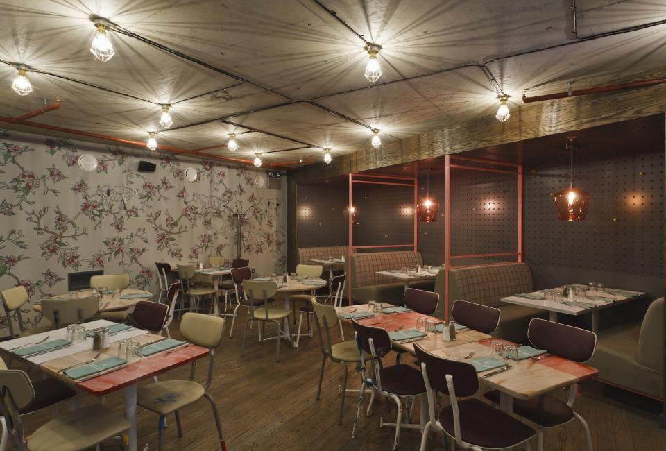 Blacksheep Delood Interiors star burger interior Pinterest