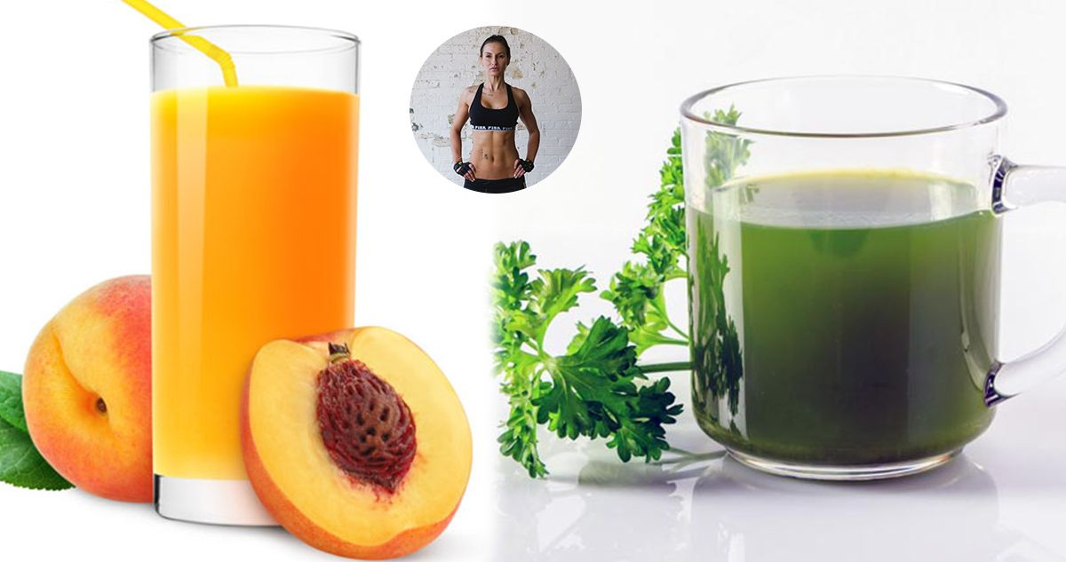 If you have some flabby parts you'd rather do without, we have some ideas that may help you out a little. Along with your workouts, you might want to try these juices. Juices are easily digested and absorbed and can be helpful in weight loss. I don't know the science behind it but it can't ...