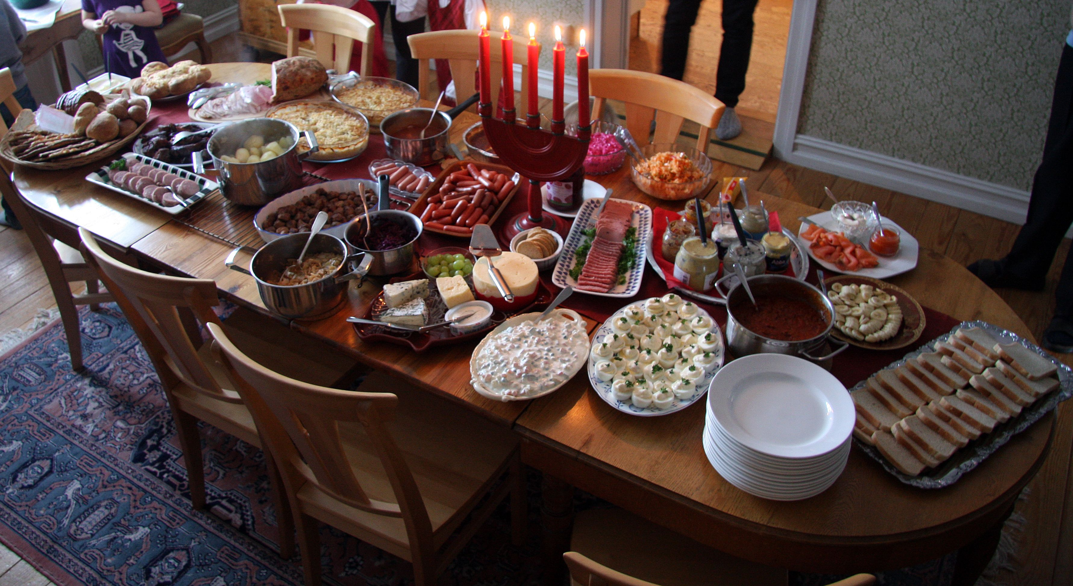 Christmas Traditions Wikipedia Swedish Cuisine Scandinavian Food Cuisine