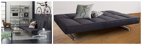 Small And Stylish Sleeper Sofas