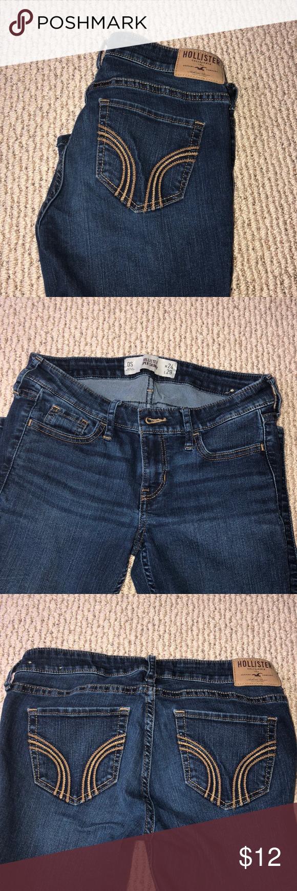 Hollister flannel shirts womens  Girls Hollister Jeans  Hollister jeans Super skinny jeans and
