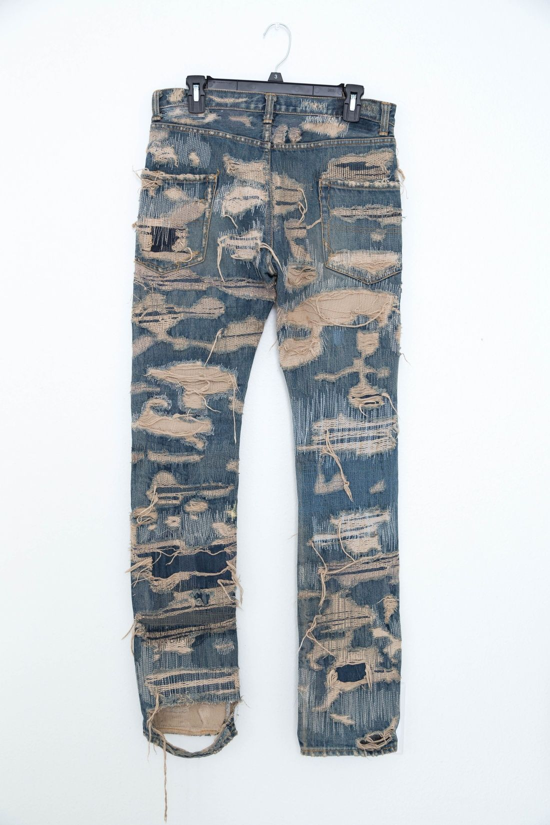 Arts And Crafts Undercover 85 Jeans Taille 30 2000-3658